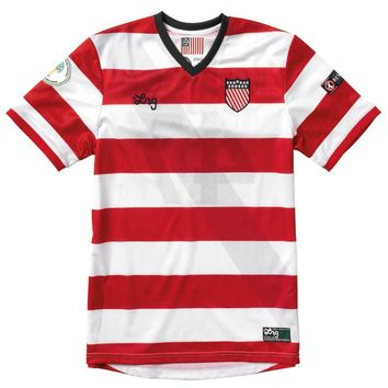 LRG Lifted National Anthem Soccer Jersey