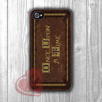 Once Upon a Time Book  - zdi for iPhone 4/4S/5/5S/5C/6/ 6+,samsung S3/S4/S5,samsung note 3/4
