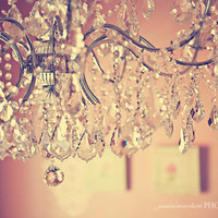 Nursery Chandelier Vintage Photography Fine art by jbardasian