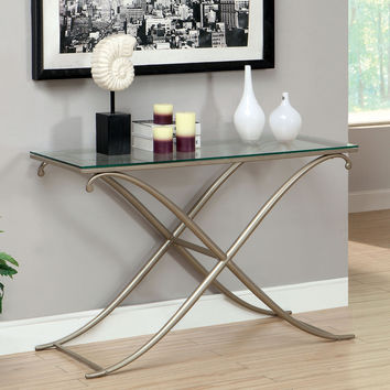 Cm4220S Sofa Table  Serra Collection