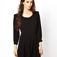 Dress Gallery | Dress Gallery Smock Dress with Bow Detail at ASOS