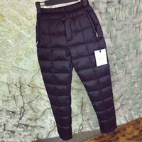 DCCKGSQ moncler lover fashion casual pants trousers