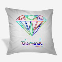 Diamond Supply Co Colour Pillow Case