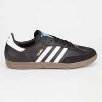Adidas Originals Samba Mens Shoes Black/White  In Sizes