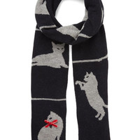 Alice Hannah London Cats Fur-ever and Ever Scarf