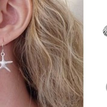 By the Seaside Earrings | 3 Styles | Perfect Gifts