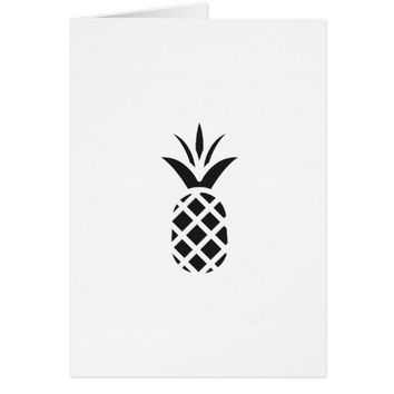 Black Pine Apple Card