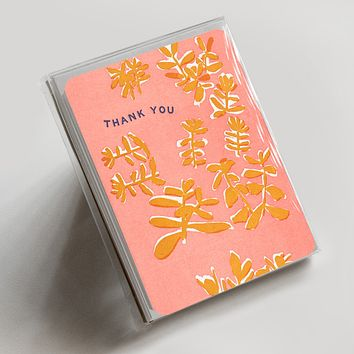 Thank You Painted Jade Boxed Set