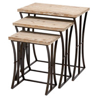 3-Piece Radley Nesting Table Set