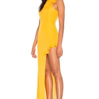 AQ/AQ Juan Dress in Saffron | REVOLVE