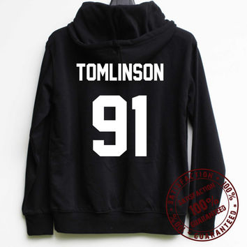 Louis Tomlinson Shirt One Direction Hoodie – Size S M L XL