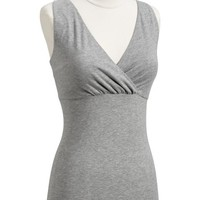 Old Navy Maternity Cross Front Jersey Nursing Camis