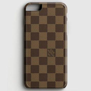 Louis Vuitton Damier iPhone 8 Case