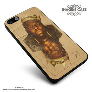king Biggie smalls case cover for iphone, ipod, ipad and galaxy series