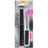 L'Oreal Paris Telescopic Mascara, Carbon Black, 0.27 Fl Oz | Jet.com