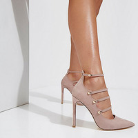 Light purple strappy pumps - Shoes - Shoes & Boots - women