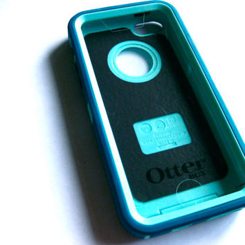iPhone 5c Otterbox Defender Case - teal  Otterbox iPhone 5c Case -  iPhone 5c Cover