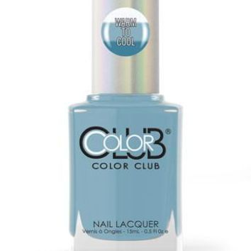 Color Club Mood Change Nail Polish LS50 Diva Fan