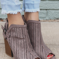 Monterey Booties - Taupe