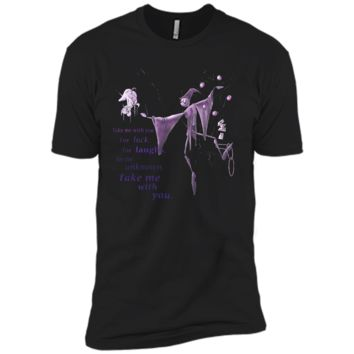 The Last Unicorn - Schmendrick the Magician, Creepy Puppet Paint  Character  T-shirt