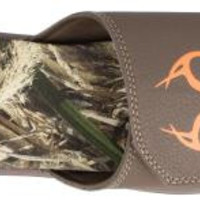 Zack Slide Sandal by Realtree {Camo}