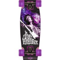 Dusters Hendrix Purple Haze Longboard