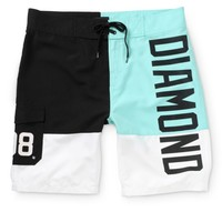 Diamond Supply Co 98 21.5 Board Shorts