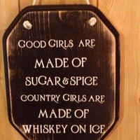 Good Girls and Country Girls by Berwickbay on Etsy