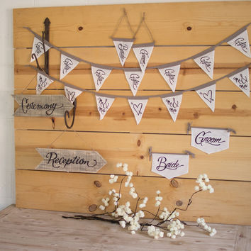 Wedding Reception and Ceremony Decoration Collection
