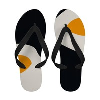 Fried Eggs - Flip-Flops for her!