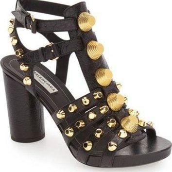 ONETOW balenciaga studded cage sandal women nordstrom 2