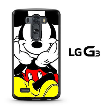 Mickey Mouse LG G3 Case