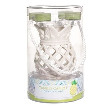 Yankee Candle 5-piece Pineapple Luminary Set (P Cilantro)