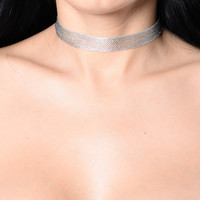 Any Time Any Place Choker Set - Multi