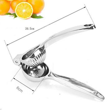Stainless Steel Kitchen hand tools zinc alloy lemon juicer Orange queezer Juice High Quality