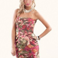 Oksana Dress by BB Dakota | Floral Dress | MessesOfDresses.com