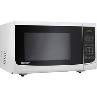 Danby - 0.7 Cu. Ft. Compact Microwave - White