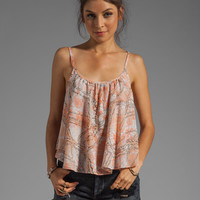 Lovers + Friends Stars Billow Tank in Abstract Pastel from REVOLVEclothing.com
