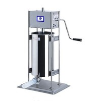 Sausage Stuffer - 10 Liters, Vertical Type, S/S Body, TT-F83A