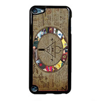 Gravity Falls Map FOR IPOD TOUCH 5 CASE *NP*