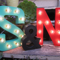 """12"""" Marquee Letter"""
