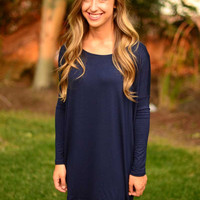 Softie Tunic - Navy