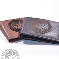Plug Boy Leather Wallet