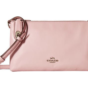 COACH Smooth Leather Crosby Crossbody
