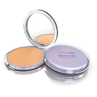 COVERGIRL Advanced Radiance Age-Defying Pressed Powder, Soft Honey 125, .39 oz - Walmart.com