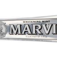 marvis | whitening mint toothpaste