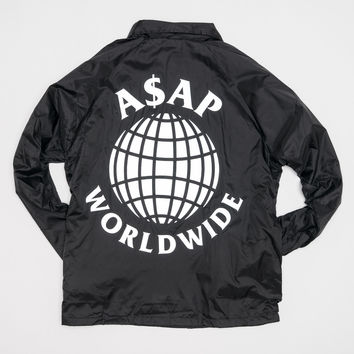 """Team A$AP WorldWide"" Jacket"