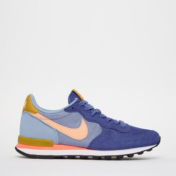 Nike Internationalist Blue Legend Trainers