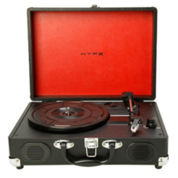 Hype USB Briefcase Turntable