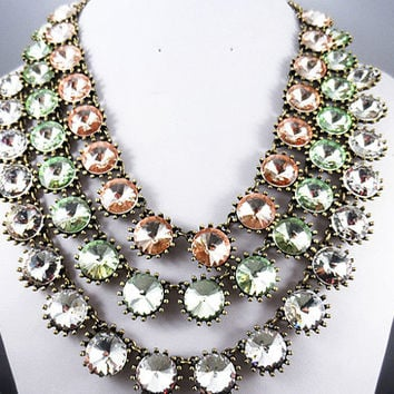 Shop J Crew Necklace on Wanelo
